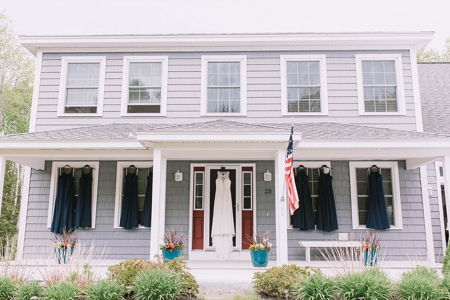 Kennebunkport Maine Wedding