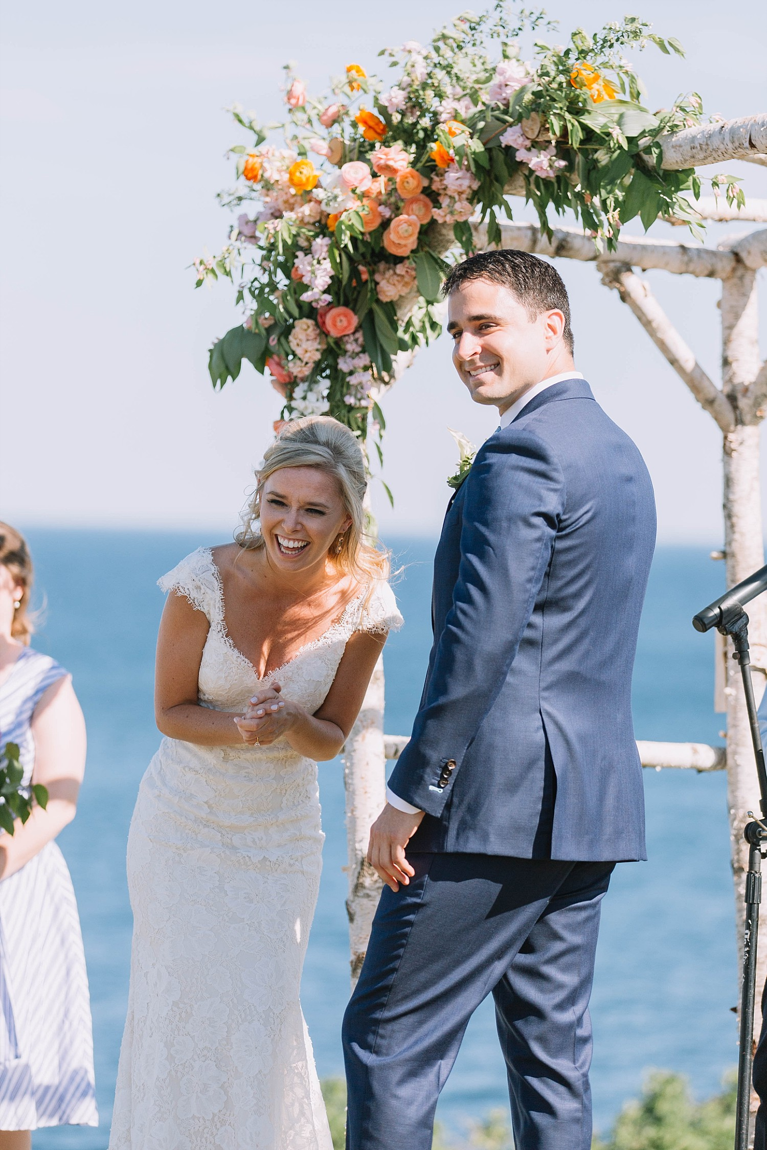 Pemaquid Point Wedding - Maine