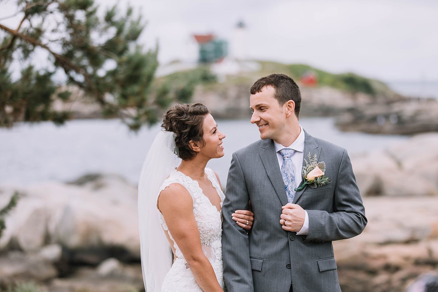 ViewPoint Hotel Wedding, York Maine