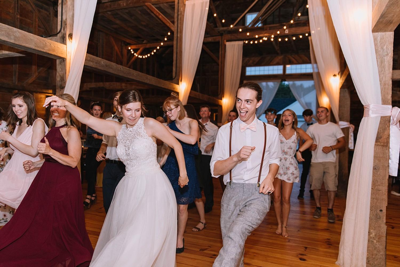 The Inn at Fog Farm - Maine Wedding