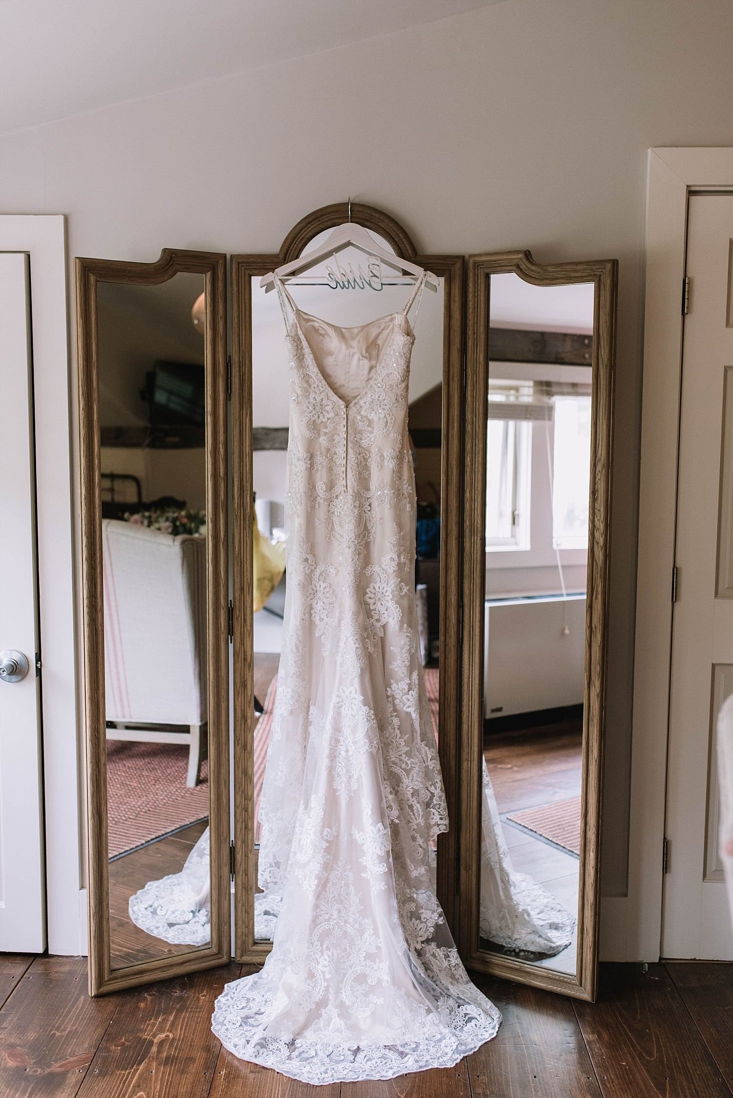 Three Chimney's Inn Wedding