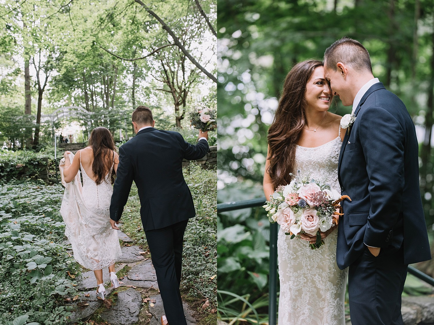 Three Chimney's Inn Wedding, Durham New Hampshire