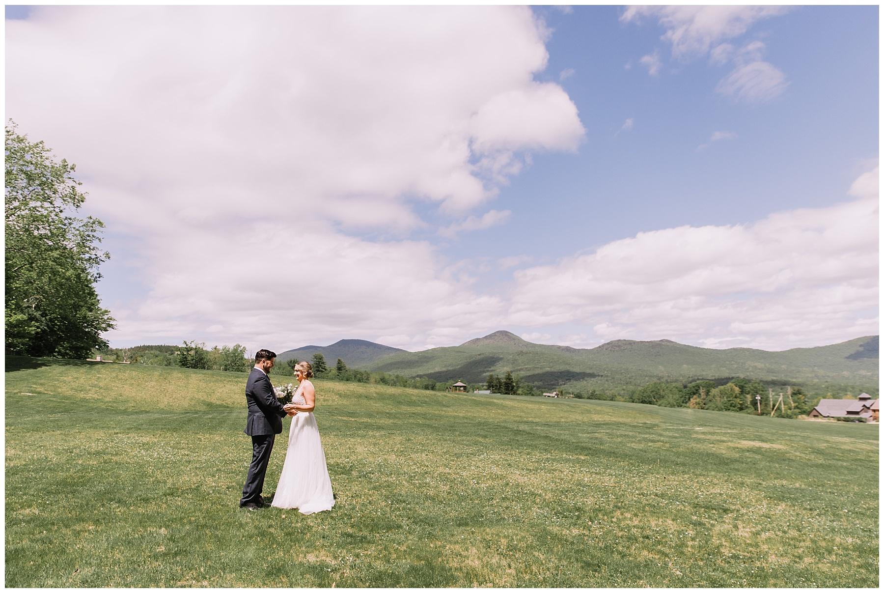 The Mountain Top Inn, Chittenden Vermont Wedding