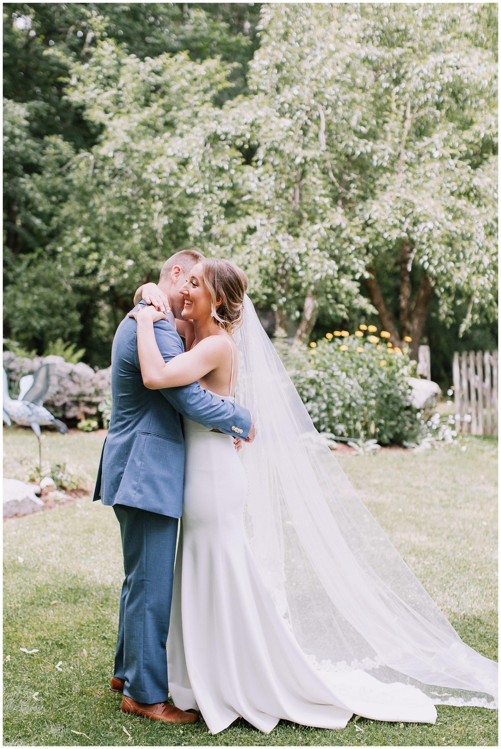 Josias River Farm, Maine Wedding