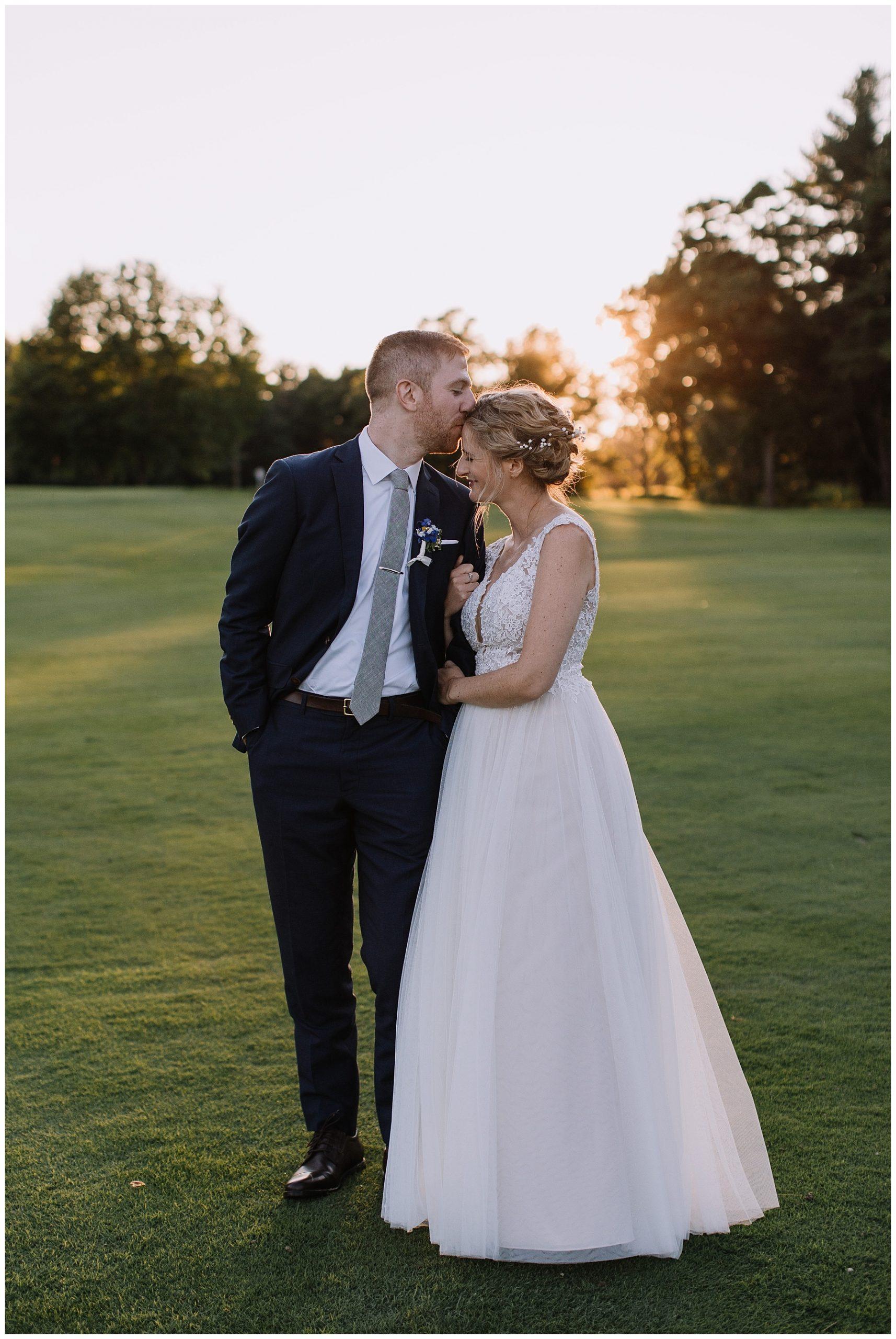 York Golf and Tennis Club, Maine Wedding