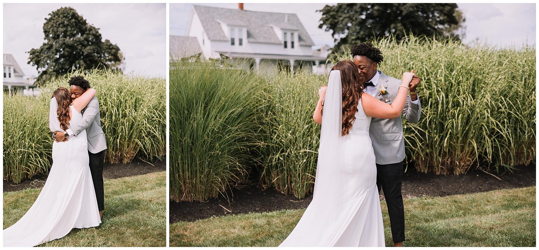 Union Bluff, York Maine Wedding