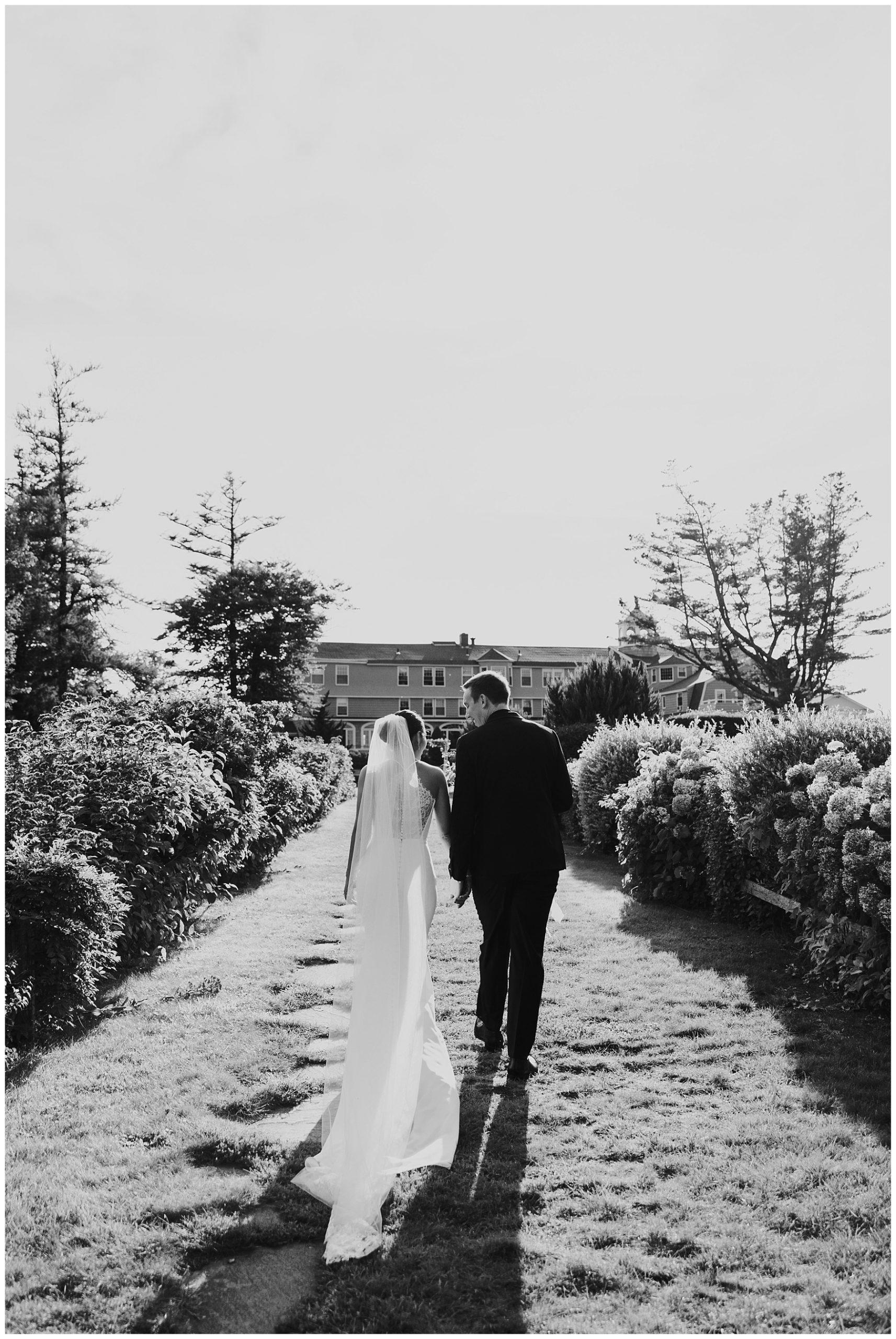 Black Point Inn Scarborough Maine Wedding