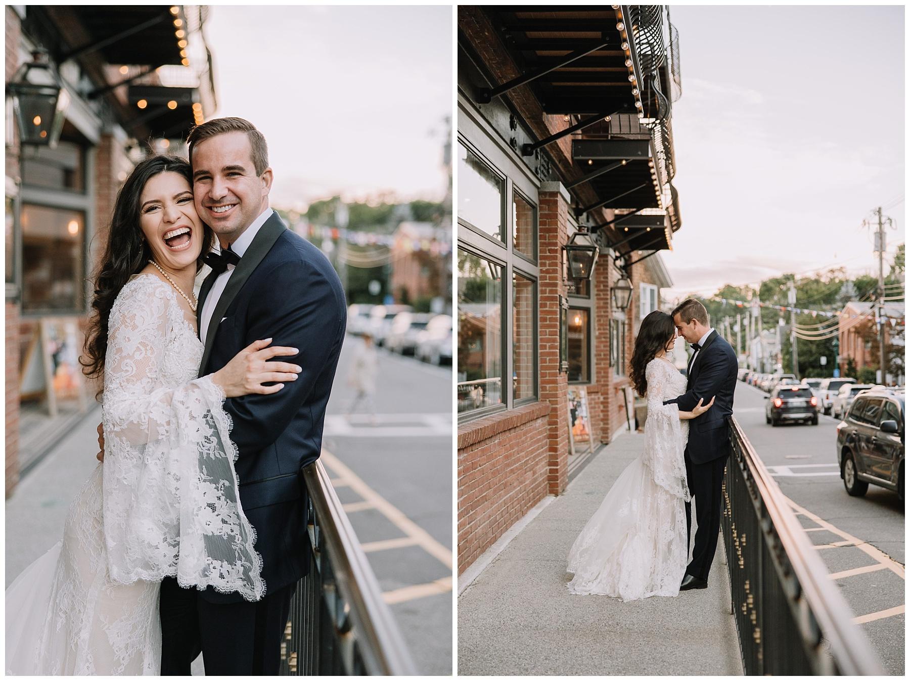 Camden Maine Wedding