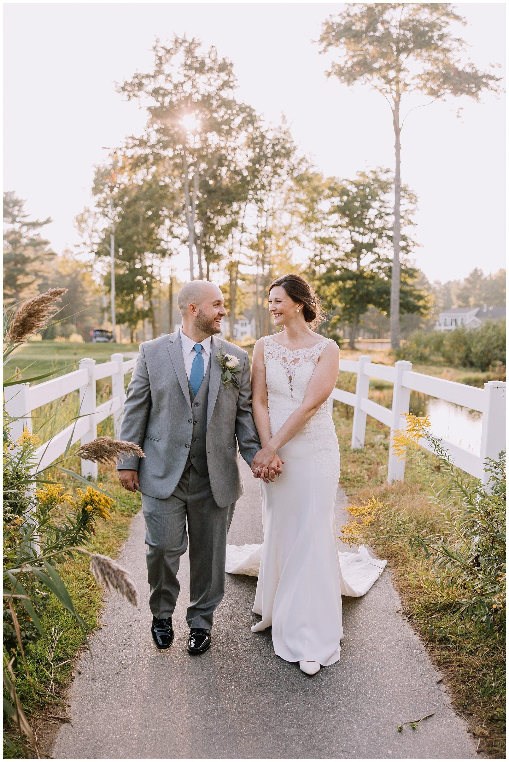 Old Orchard Beach Maine Wedding