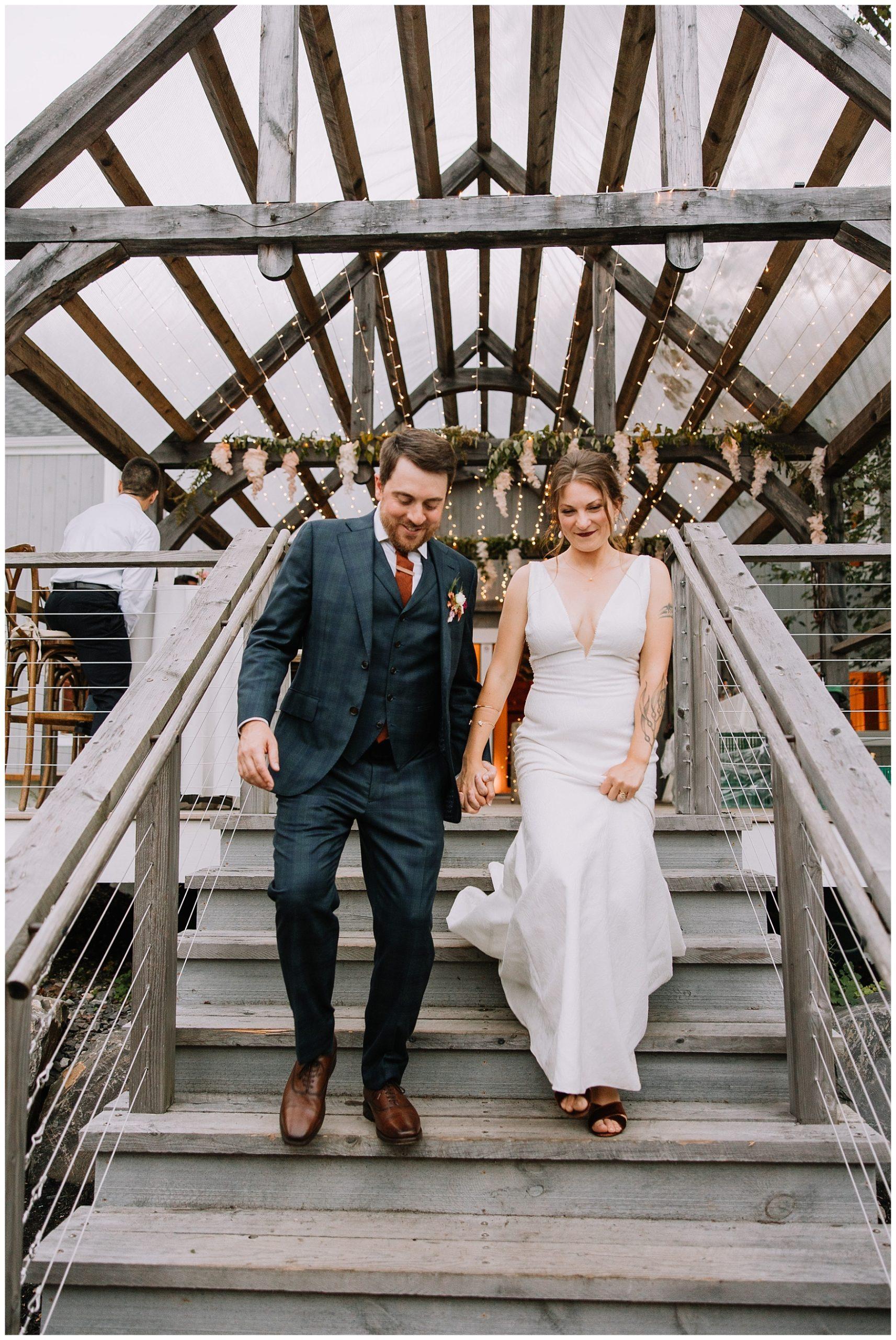 Scarborough, Maine Wedding, Beech Ridge Barn