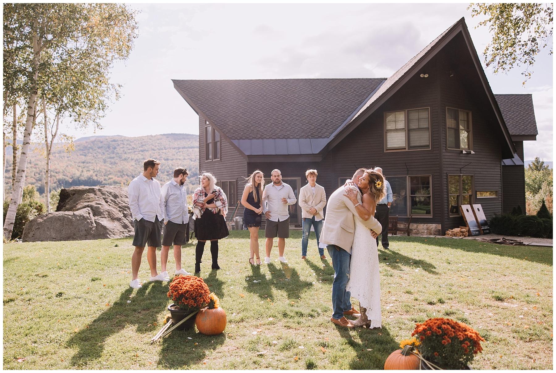 Newry, Maine Wedding