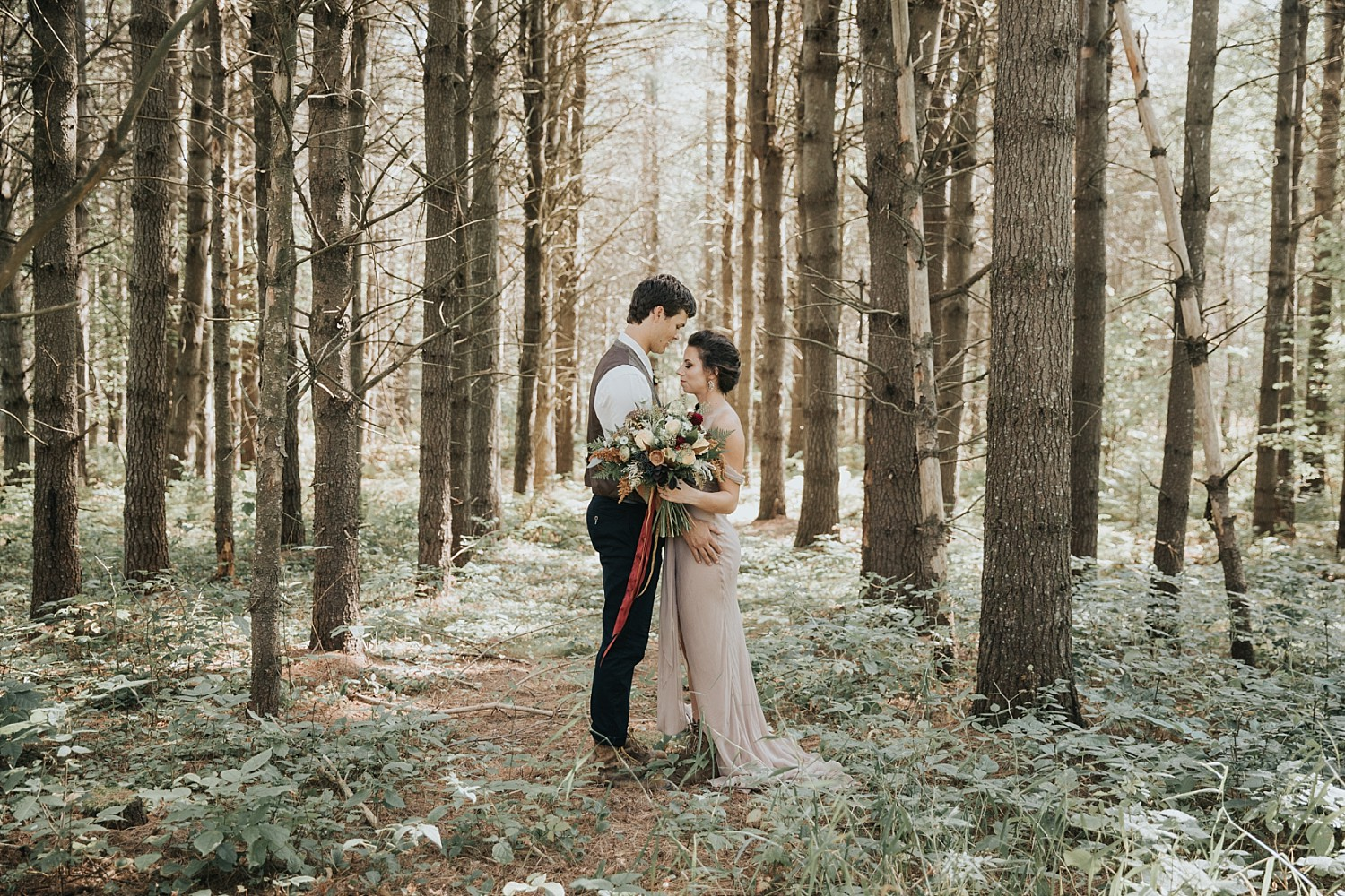 Styled Wedding, Southern Maine