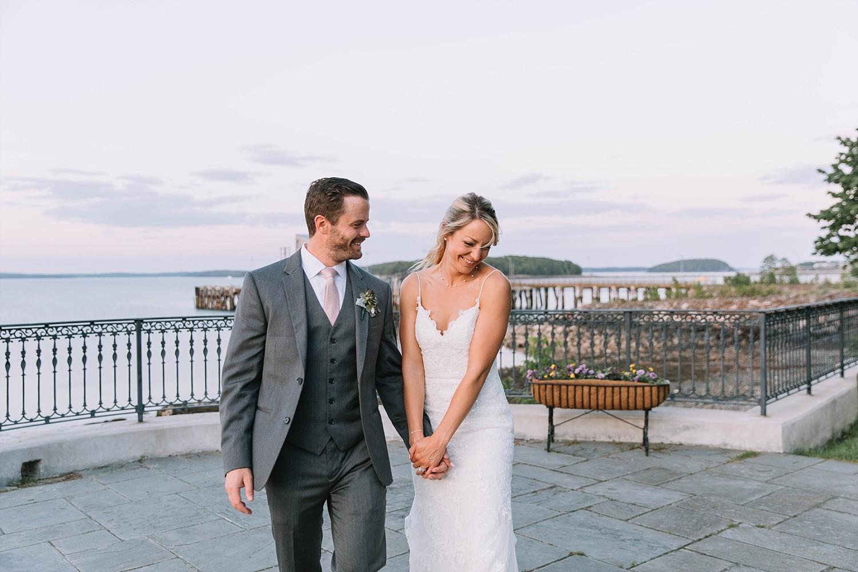 Bar Harbor Maine- Wedding