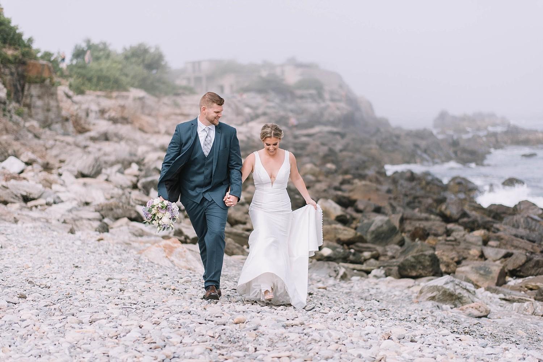 Flaherty's Farm, Scarborough, ME Wedding